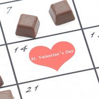 2021年のバレンタインの日程は?「2月14日」の由来