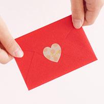 バレンタインにはメッセージを添えて!手紙の書き方・喜ばれるフレーズをご紹介
