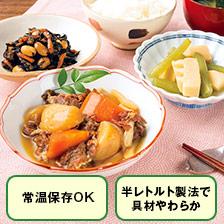 食品定期コースランキング6位_第2弾 常温健康三菜10セット版