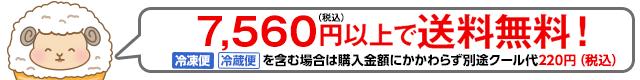 7,000円以上送料無料