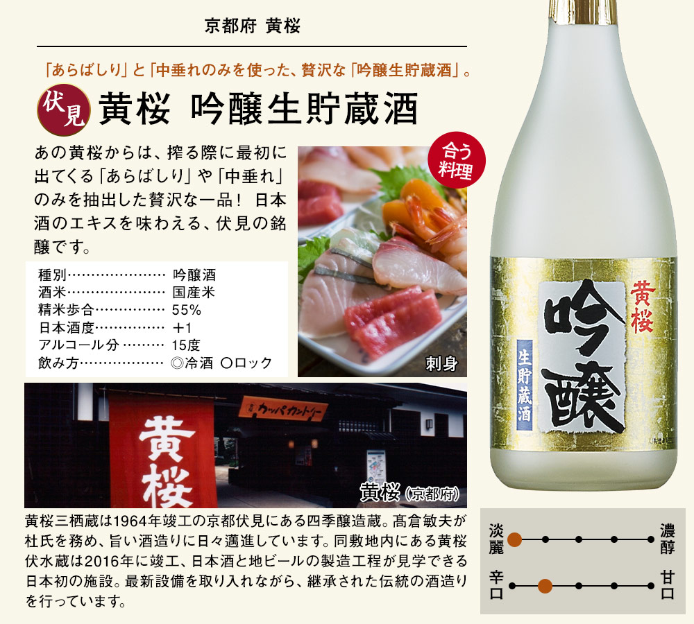 白鶴 特別純米酒 山田錦
