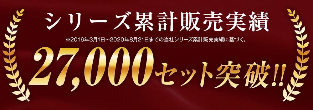 シリーズ累計売上83,980,000円突破!!