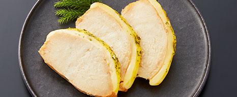 鶏ロースチーズ焼