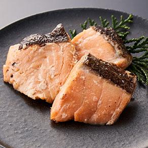 銀鮭 粕漬焼