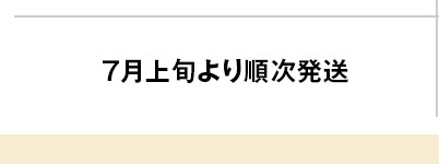 佐藤錦お届け日