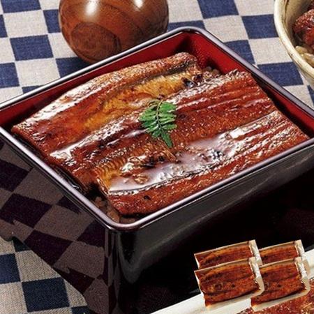 【よりどり対象商品】鹿児島県産うなぎ蒲焼き(4袋)