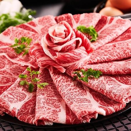 北さつま牛すき焼き(肩ロース)500g