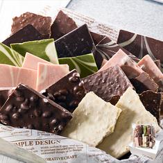 割れチョコの福袋【通常お届け】